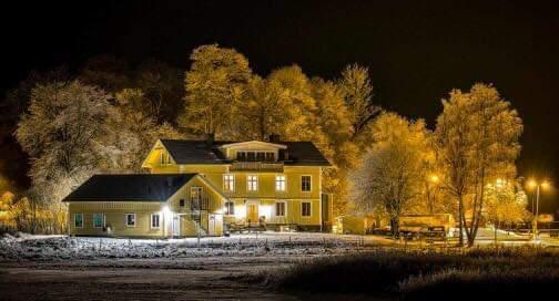 Julbord i Järnavik