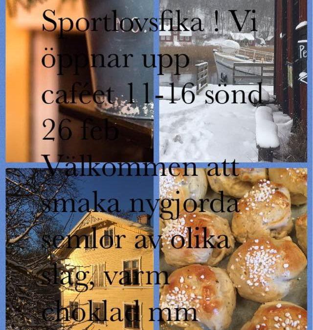 Sportlovsfika!!!